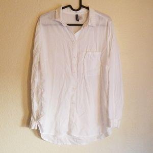 H&M Botton Down Collar Shirt